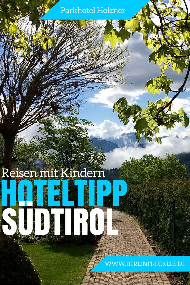 Ein wunderbares Familienhotel in Südtirol oberhalb von Bozen: Das Parkhotel…