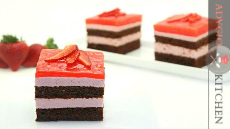 Prajitura Mirinda | Adygio Kitchen #adygio #mirinda #cake