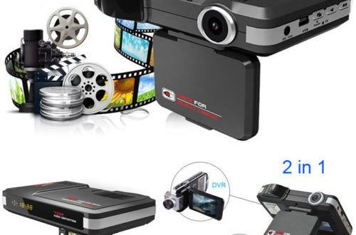 1 xMFP English / Russian 2in1 5MP Car DVR recorder + radar laser detector Trafic speed 3 012,88 руб   /шт   Бесплатная доставка   Buy now!