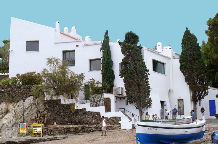 Casa Museu Dalí a Port Lligat