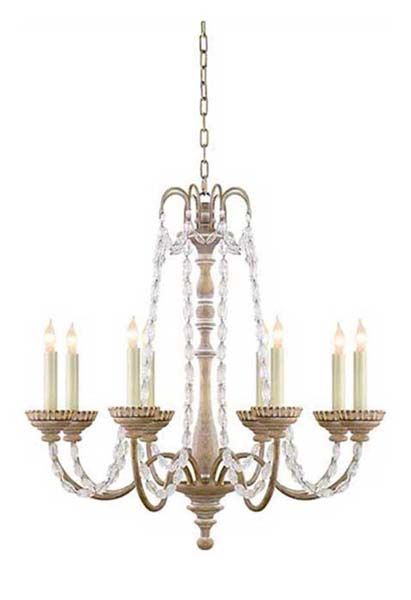 Lovely FLANDERS SMALL CHANDELIER circa lighting