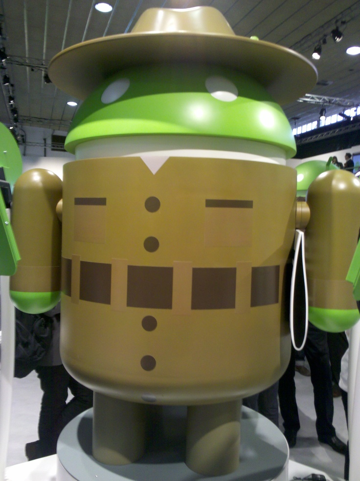 Android explorator #android