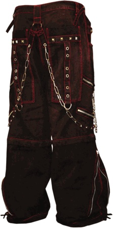 """Tripp NYC """"Blood Stained"""" Pants"""