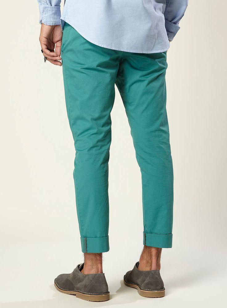 pantsBoyfriends Style, Colored Pants, Colors Pants, Boyfriend Style, Book Spring, Style Man, Green Pants, Spring Pants, Colors Chino