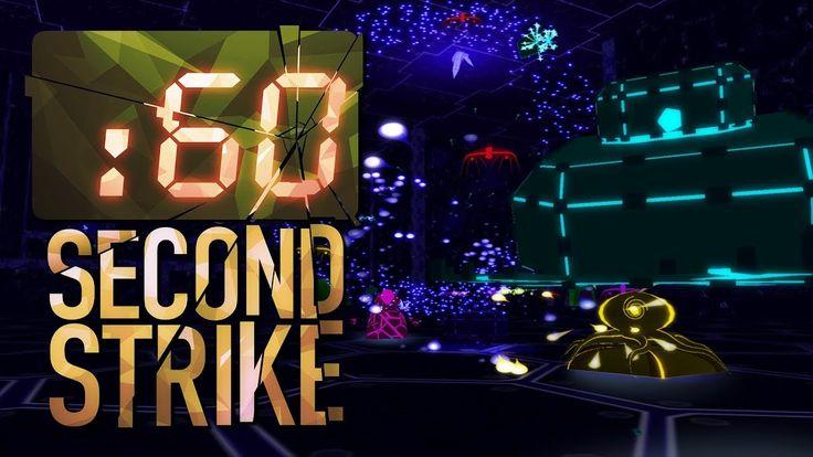 60 Second Strike Launch Trailer Steam http//store
