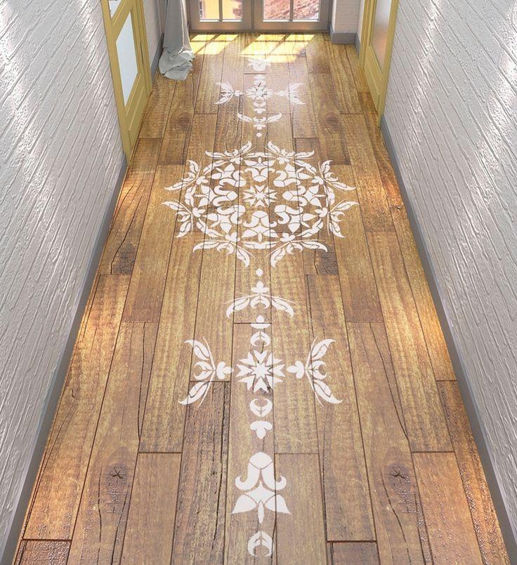 Kitchen Flooring Ideas Cheap: 1000+ Ideas About Painted Kitchen Floors On Pinterest