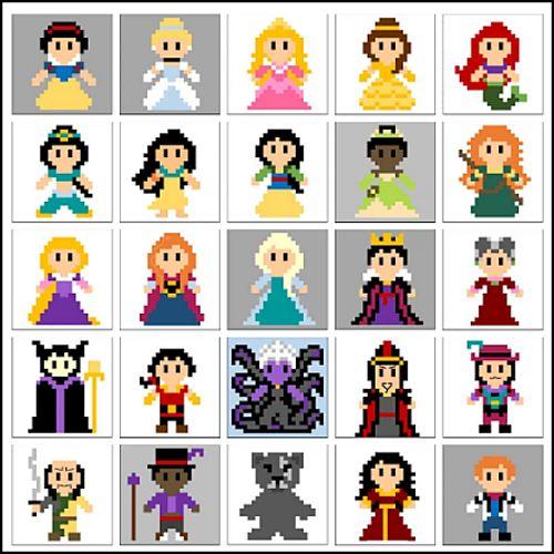 164 best Crochet - Graphs, Pixel Patterns images on Pinterest ...