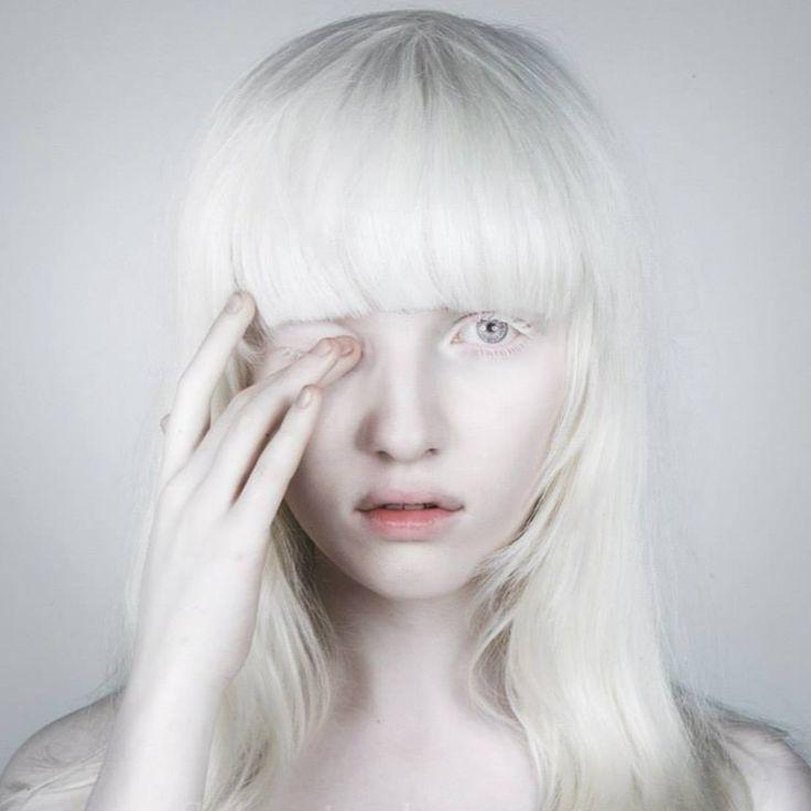 アルビノモデル「ナスチャ・クマロヴァ」美しすぎる19歳の天使!(3ページ目) - curet [キュレット] まとめ