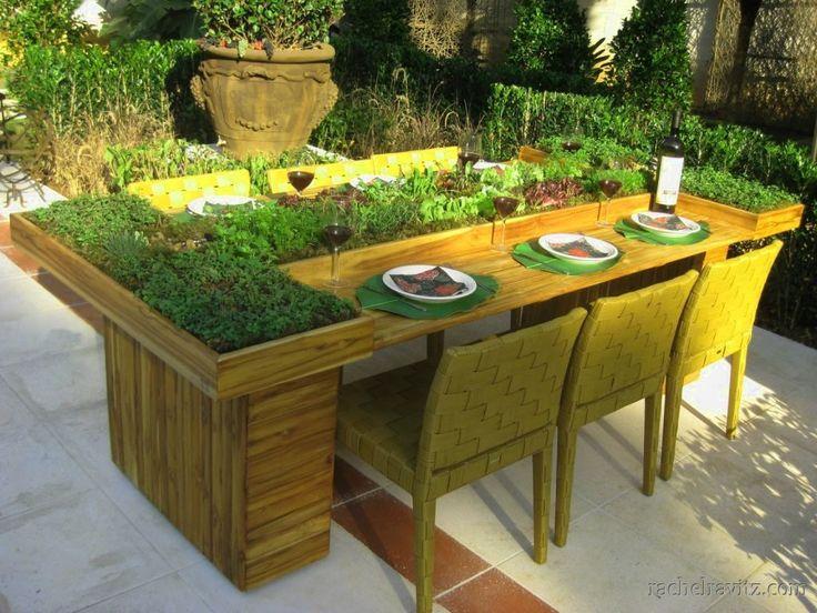 Balkonmöbel platzsparend selber bauen  Best 25+ Gartenlounge selber bauen ideas only on Pinterest ...