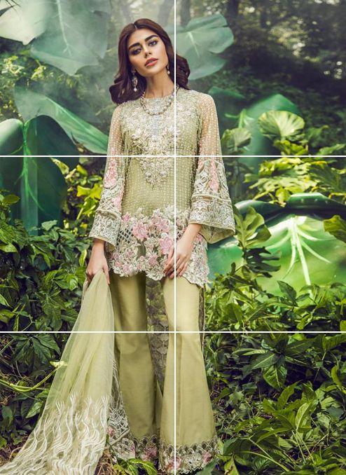 096ebb9a553b Pin by Raabiah Ahmed on Clothes   Beautiful pakistani dresses, Pakistani  dresses, Desi clothes