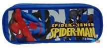 Spiderman Plastic Pencil Box Pencil Case - Blue