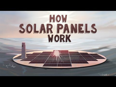 The Earth intercepts a lot of solar power:      173,000 terawatts. That's 10,000 times more power than the planet's      population uses. So is it possible that one day the world could be      completely reliant on solar energy? Richard Komp examines how solar panels convert solar energy to electrical energy.
