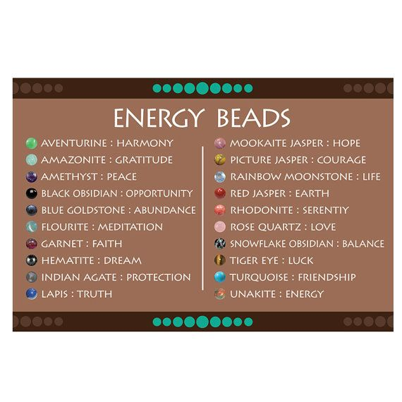 Energy Mala Bead Bracelets: Unique Meaning and by WNYLifeCoaching
