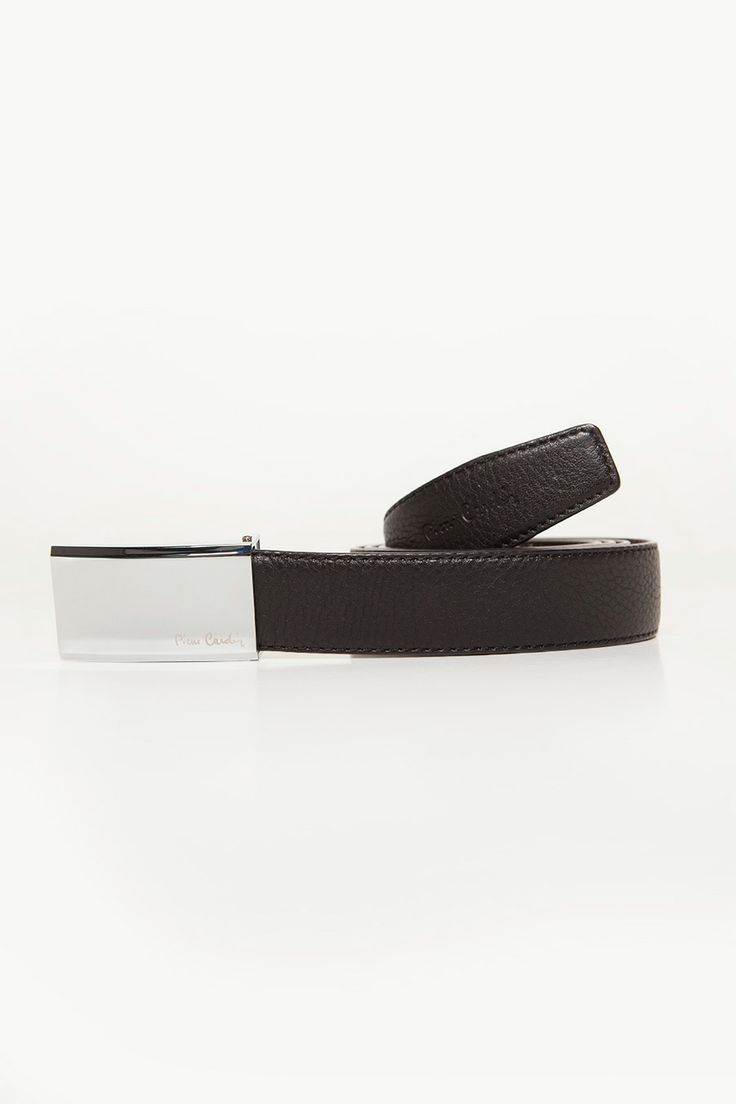 Square Plain Belt