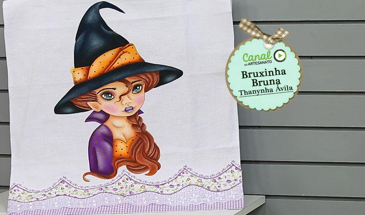Bruxinha Bruna - Thanynha Ávila