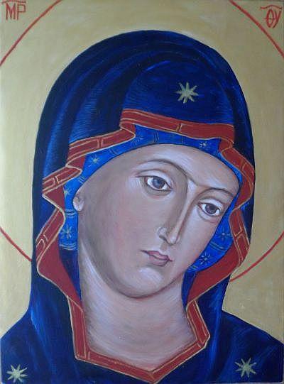 Madonna. Matka Boża Pocieszenia