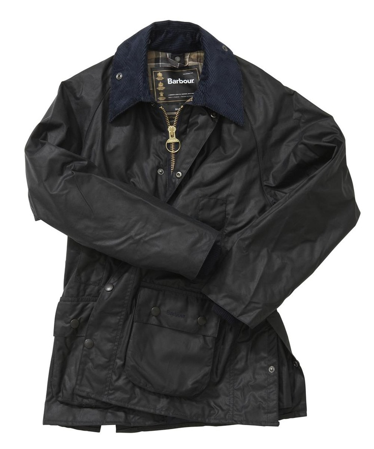 Mens Barbour Bedale Waxed Jacket