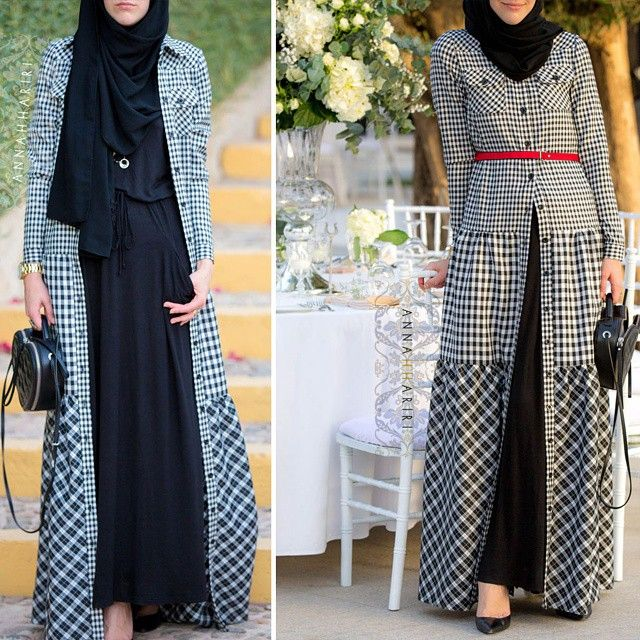 Annah Hariri @hanna_anna More ways to wear...Instagram photo | Websta (Webstagram)