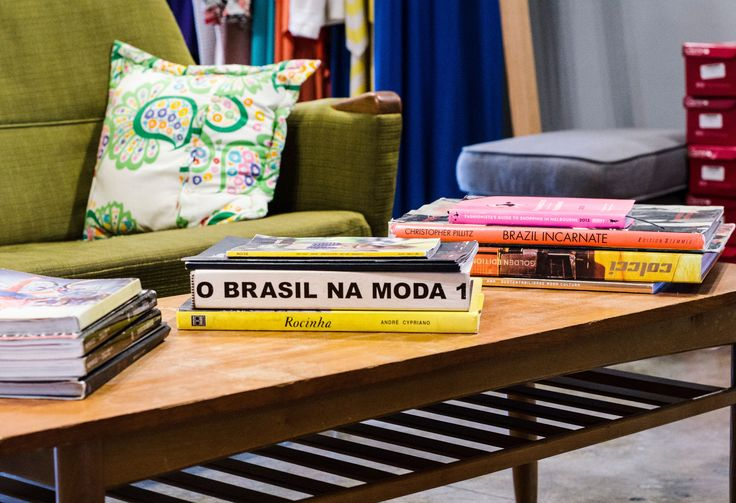 We totally understand how overwhelming weekend shopping can sometimes be! Immerse yourself in the South American and Brazilian culture we know and love at our lounge area located in our Fitzroy store. Complete with rustic details and books ranging from Brazilian street fashion to travel guides, it's time to sit back and get those inspirational juices flowing!