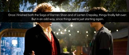 a review of darren shans novel cirque du freak A bibliography of darren shan's books, with the latest releases, covers,  descriptions and availability  a movie of cirque du freak was completed in  2009.