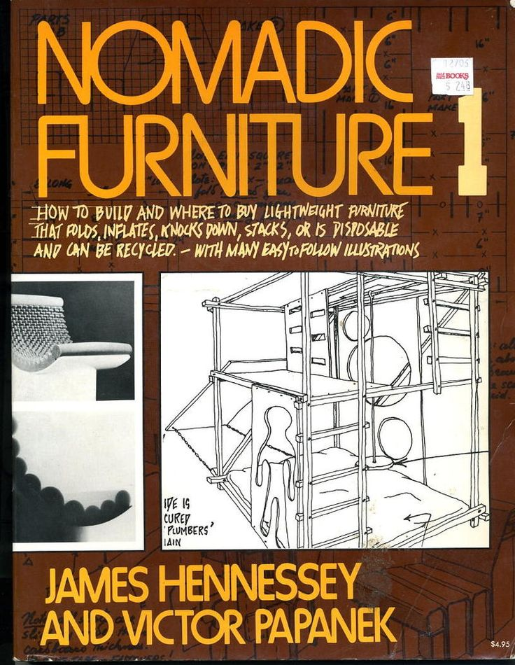 cool diy furniture set. nomadic furniture by james hennessey and victor papanek was a inspiration to living existence unfortunately i havenu0027t weighed anchor set my cool diy