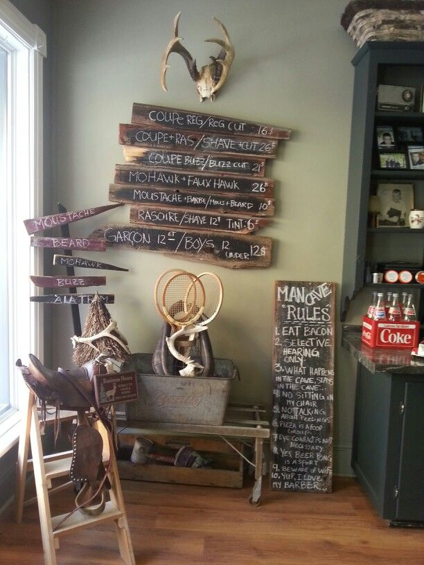 Find This Pin And More On Barber Shop Ideas By Lglifesgood10.