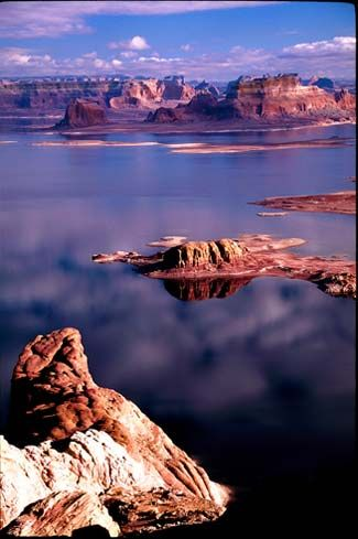 Lake Powell - Bryce Canyon National Park, Utah Another place I d love to return