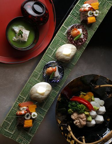 Japanese Dishes | 日本料理