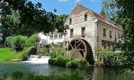 Le Moulin de Mombreux Château et Hôtels Collection à Lumbres : 1 à 2 nuits avec cocktail et repas dans le Nord-Pas-de-Calais: #LUMBRES…