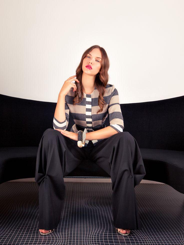Fashion check in - the 6 million dollar storyPatricia Petrova shot by Vasilis Lagios.