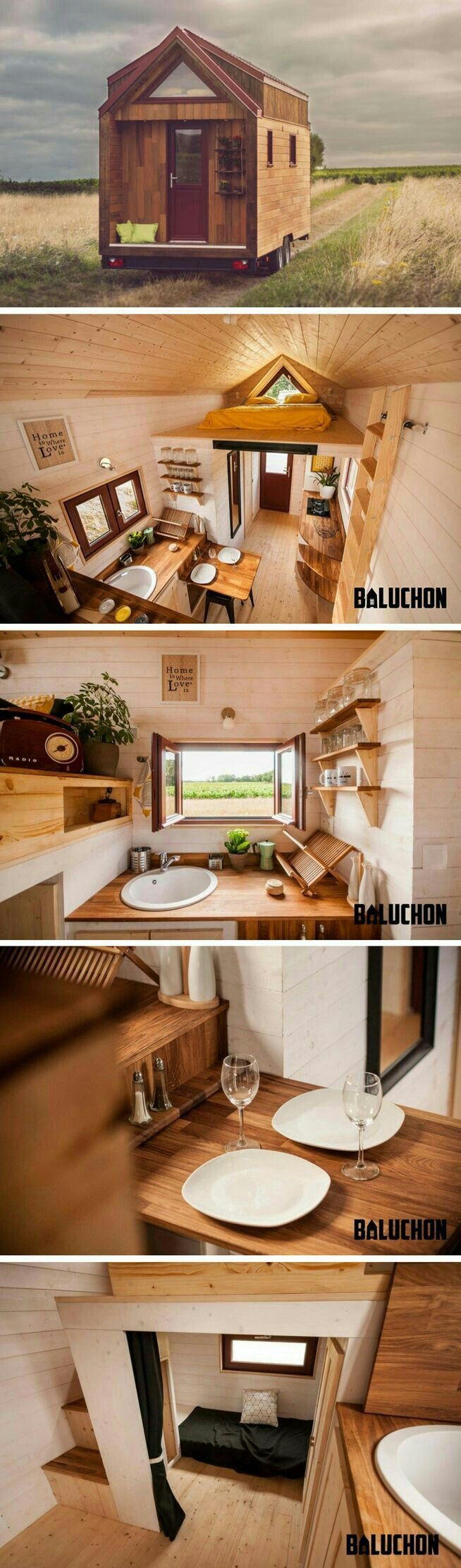 873 best Tiny houses images on Pinterest | Tiny house living, Tiny ...