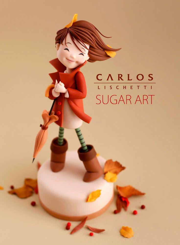 Sugar art - Arte en azúcar