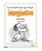 downloadable miniposters for the classroom from FableVision/Peter Reynolds (The Dot)