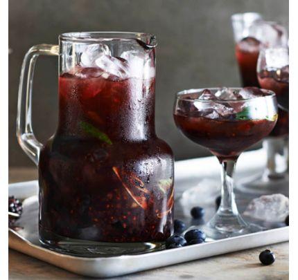 Balsalmic Shrub Cocktail