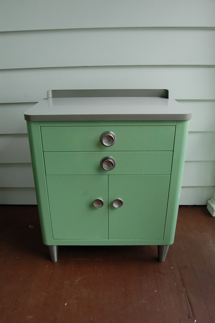 Green Color, Vintage, Sea Foam Green, Decorating Ideas, Aluminum