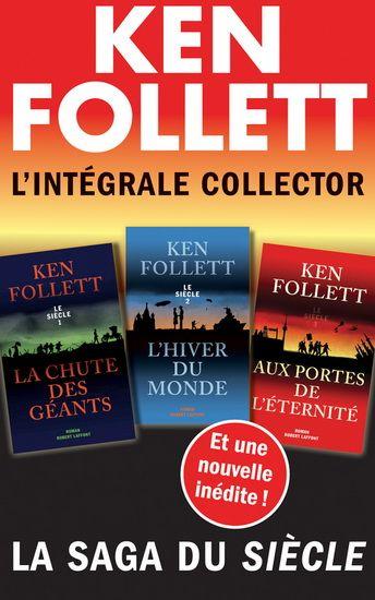 L'Intégrale collector Ken Follett - La saga du Siècle - KEN FOLLETT