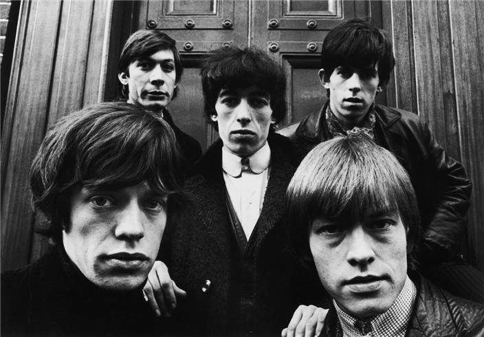 The Rollong Stones 1963