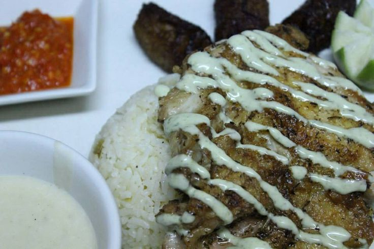 Best in foodism-ayam afrika