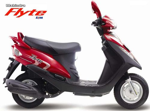 Mahindra Flyte Scooter Price and Specifications