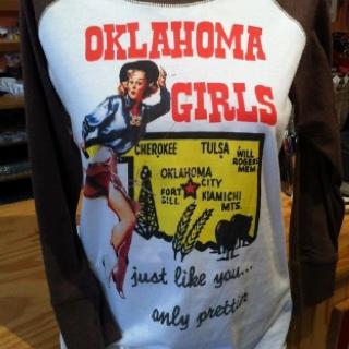Oklahoma love!