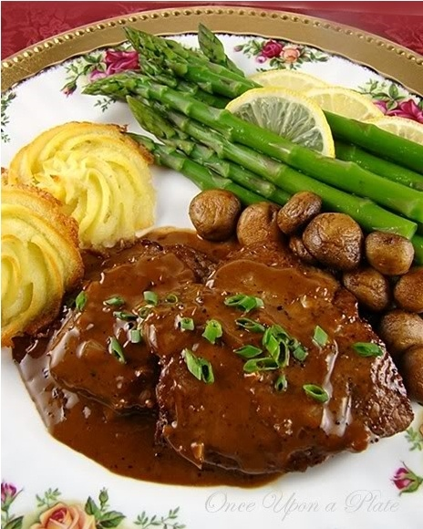 steak-diane | yummy things | Pinterest