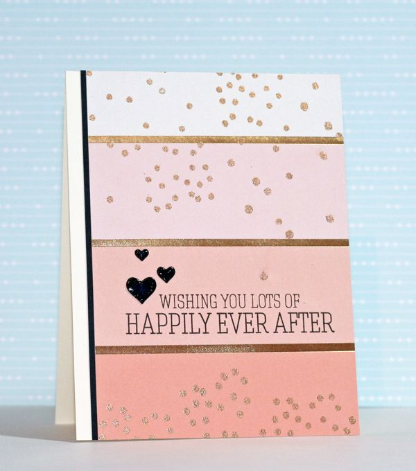 Round Here: SSS May Card Kit   Happily Ever After