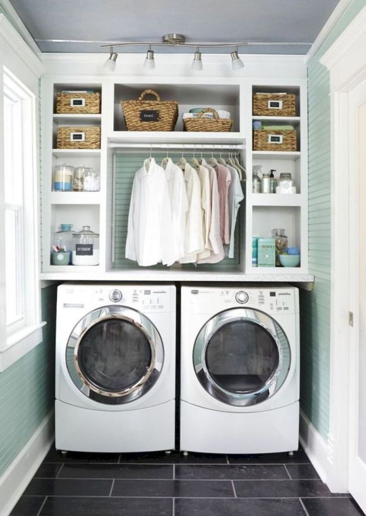 753 best closets storage laundry rooms images on pinterest inspiring farmhouse laundry room ideas 43 solutioingenieria Image collections