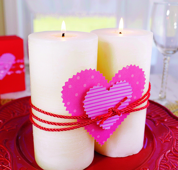 71 best Valentine\'s Day Decor images on Pinterest | Valentine day ...
