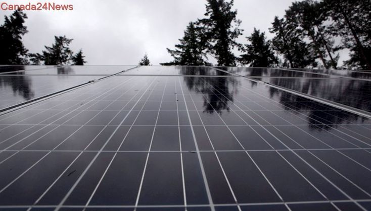 Renewable energy growing in Canada but solar installations lagging behind