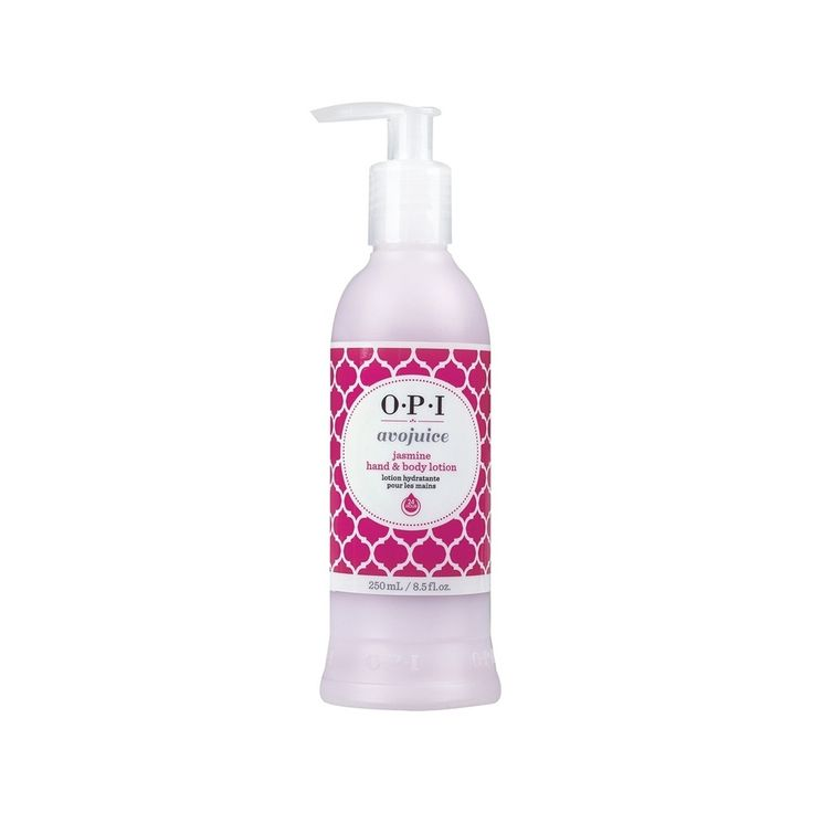 OPI Avojuice Jasmine Juicie Hand & Body Lotion Free UK Delivery