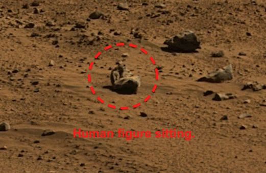 Alien Life On Mars | ... NASA Rover Photo Reveals Life Once Existed On Mars, UFO Sighting News