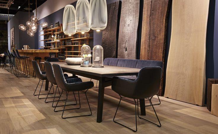21 best janua möbel bei steidten+ berlin images on Pinterest - Die Elegante Ausstrahlung Vom Modernen Esszimmer Design