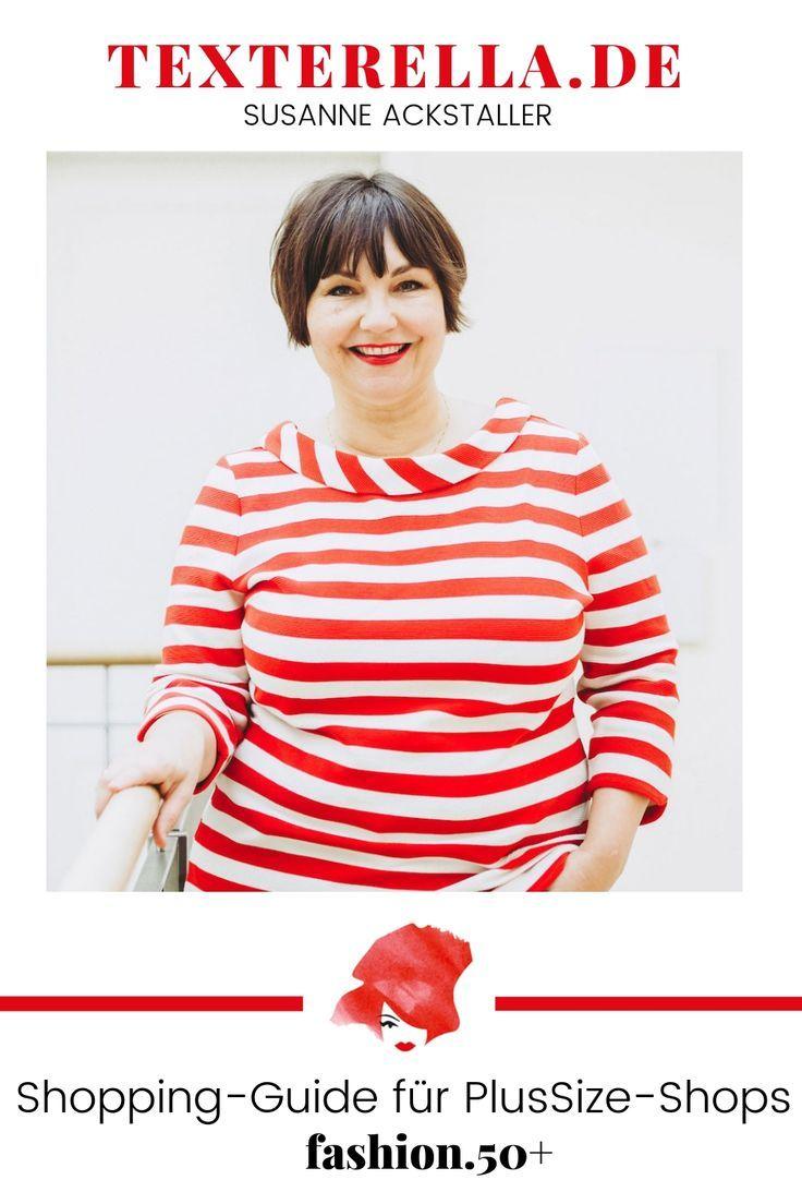 f8b0be5ec9f09 Hier findet man eine Auswahl an Online Shops, die sich auf Plussize Fashion  spezialisiert haben. #curvy #plussizefashion #50plus