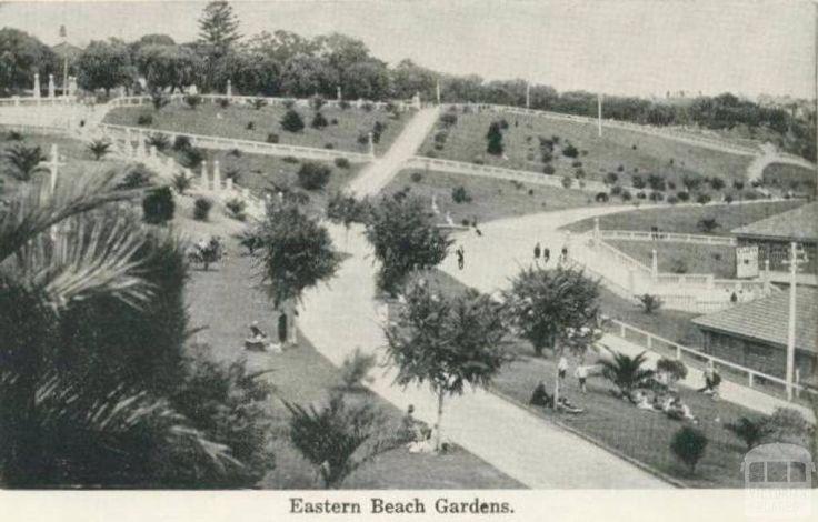 Eastern Beach gardens